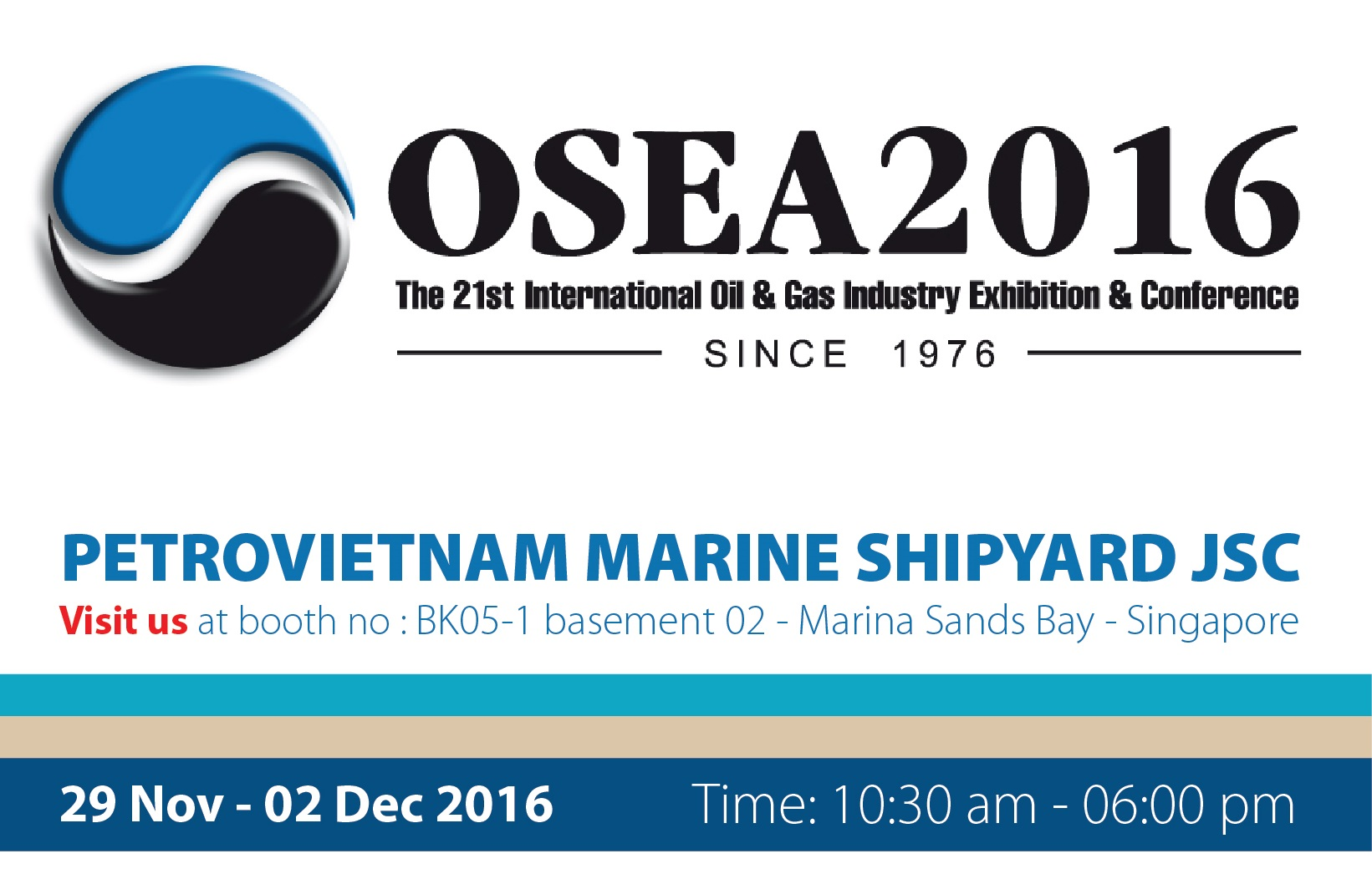 Osea Exhibition 2016