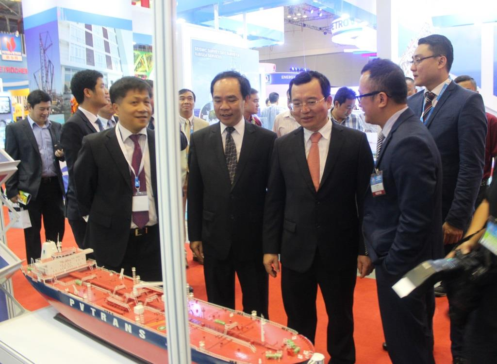PVShipyard attended Petrovietnam conference & exhibiton 2015