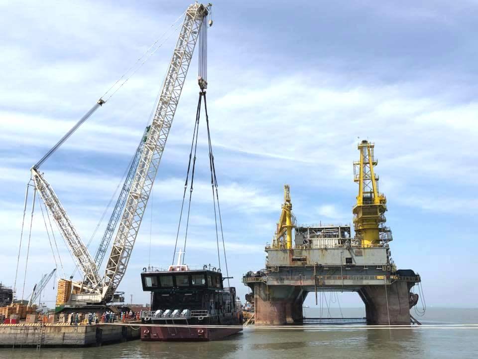 PV Shipyard tuyển dụng Công nhân móc cáp